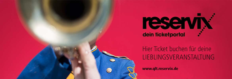 Online-Tickets bei Reservix