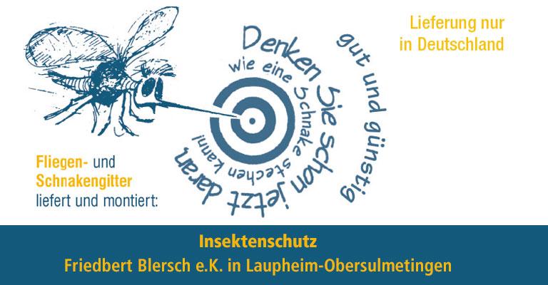 Insektenschutz Blersch